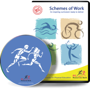 Scheme of Work Packs DVD Case