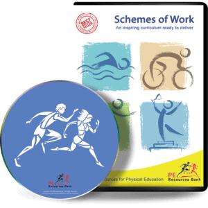 Scheme of Work Packs DVD Case