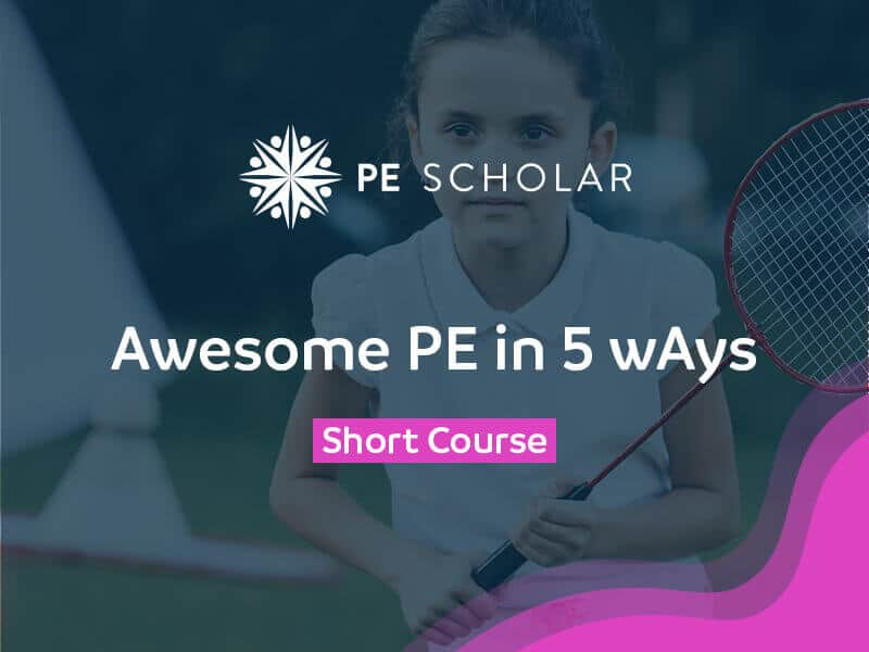 Awesome PE in 5 wAys - Short Course